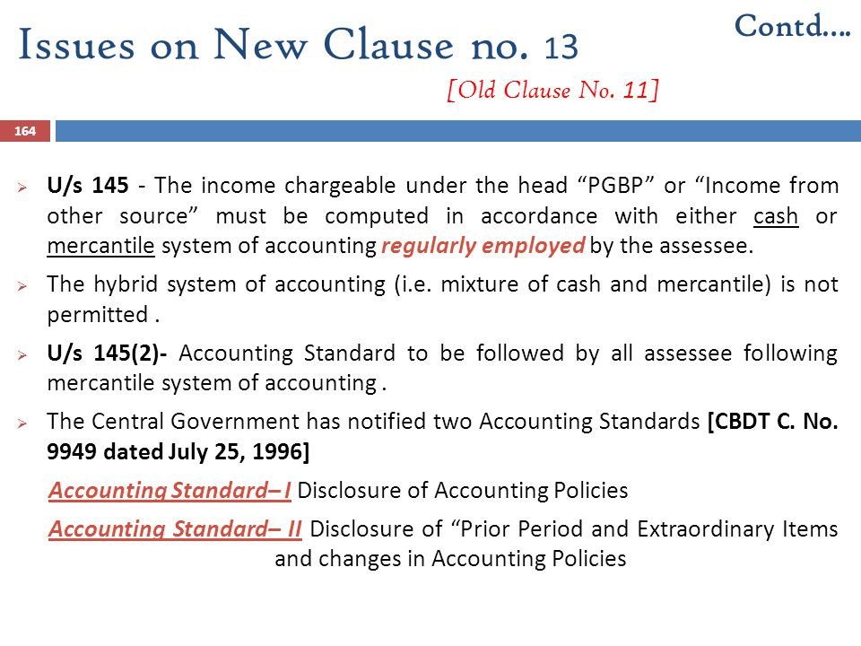 Issues on New Clause no. 13 [Old Clause No. 11]